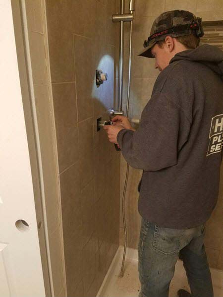 Shower and Fixture Installation in Vancouver, WA