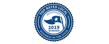 2019 Top Rated Local Business in the State Badge