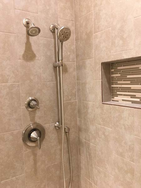 New Home Shower Installation For Vancouver, WA Home