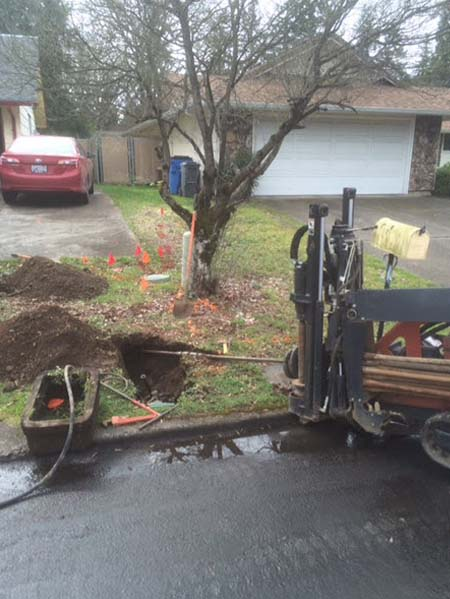 Complete Residential Water Line Repiping